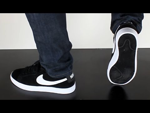 nice shoes d1fe5 1c95d NIKE SB BLAZER VAPOR black white