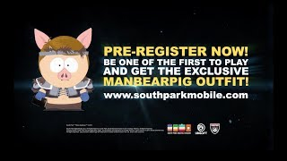 South Park: Phone Destroyer Pre-Registration