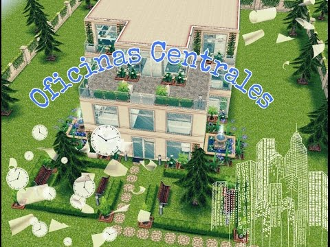 The sims free play construcci n oficinas centrales for Youtube oficinas centrales