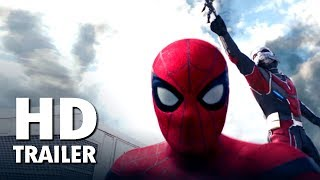 Spiderman homecoming pelicula completa en español latino hd