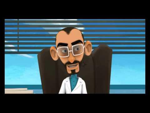 SEHA   Abu Dhabi Health Services Animation TVC