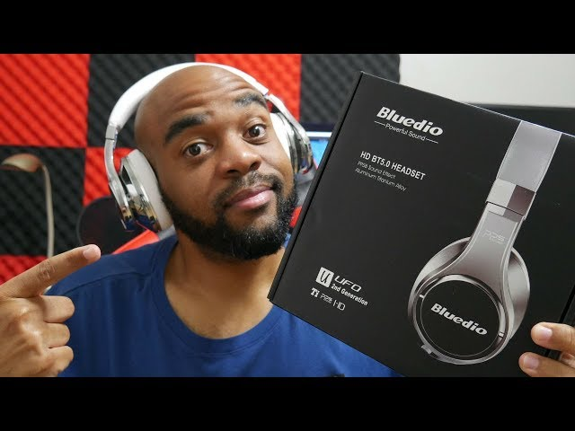 Bluedio UFO 2 Review and Unboxing! 8 Drivers and Alot of Sound!