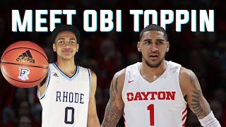 Obi Toppin - From UNRANKED In High School To Future SUPERSTAR In The NBA?