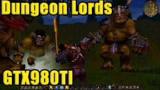 Dungeon Lords Steam Edition FIRST LOOK TEST (1080p)