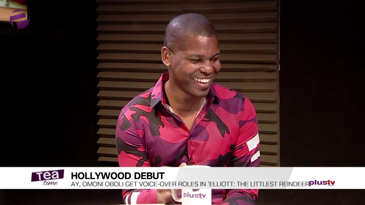 Download AY, Omoni Oboli Score Hollywood Debut