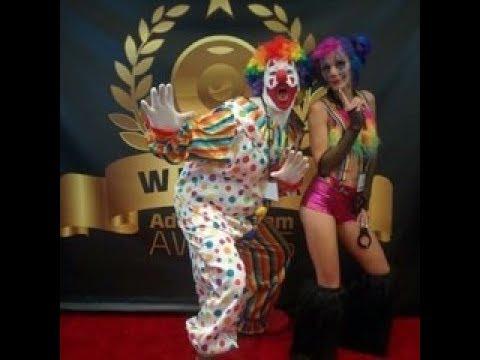 Pervy the clown