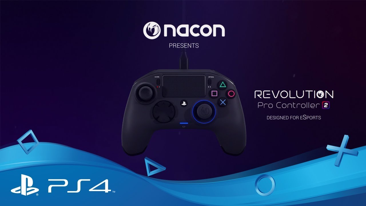 Nacon Revolution 2 | Officially Licensed Pro Controller ...
