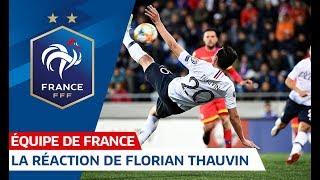 "Florian Thauvin : ""Un rêve de gosse"", Equipe de France I FFF 2019"