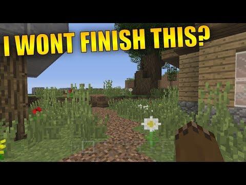 WHY I WONT FINISH THIS ZELDA MAP! - Minecraft Console Zelda ...
