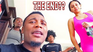 MONDRIAN PUT HIS HANDS ON QUAY‼️GUESS WHAT QUAY DID...THINGS GOT INTENSE 😱