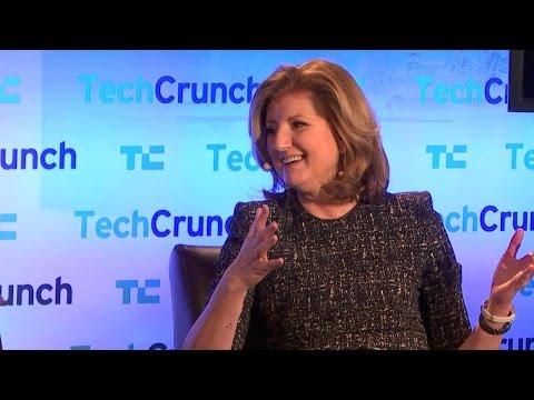 Arianna Huffington On Technology Addiction And The Sleep Revolution