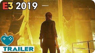 CONTROL E3 Trailer 2019 | E3 Recap