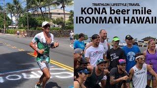 Vlog 248: die Kona Beer Meile und mein Tag als Zuschauer in Kona :)...