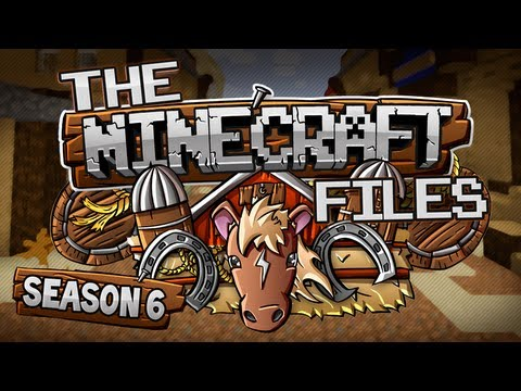 The Minecraft Files - #308 - Horse Barn (HD)