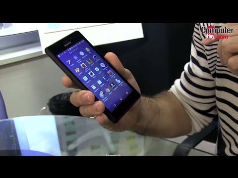 Análisis Sony Xperia M2 Aqua