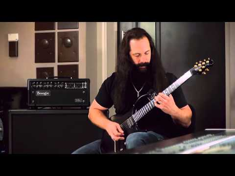 Petrucci - Our New World [Main  Riff and Solo]