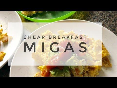 Quick Migas Recipe - Poor Man's Meals