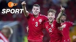 Dänemark - Serbien 2:0 - Zusammenfassung | Fußball U21-EM 2019 - ZDF
