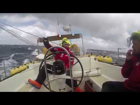 Sailing the Southern Ocean, the Roaring 40's & Furious 50's