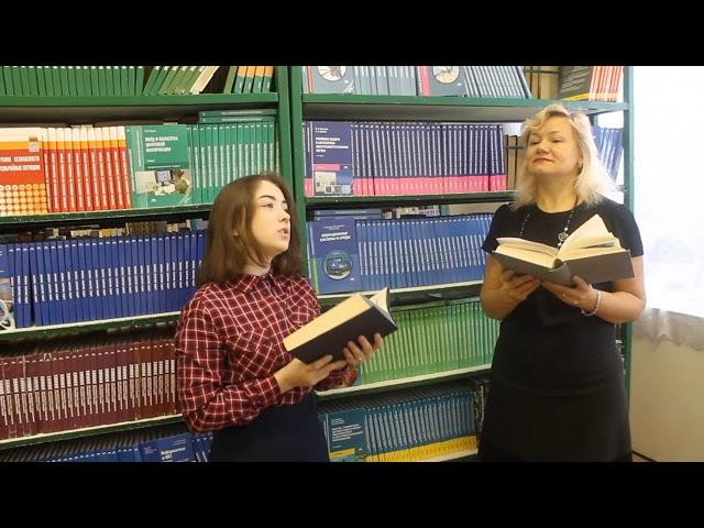 Изображение предпросмотра прочтения – ЕкатеринаДашевская читает произведение «Моим стихам, написанным так рано.» М.И.Цветаевой