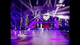 Nancy Ajram Dancing With The Stars - Ya Ghali (Live)  / نانسي عجرم في رقص النجوم -  يا غالي