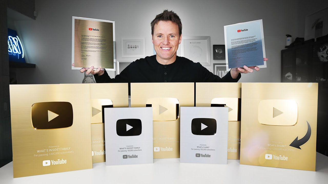 Goodbye YouTube Awards!
