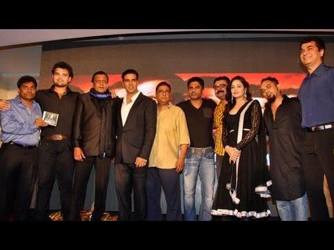 Download Mithun Chakraborty, Akshay Kumar, Suniel Shetty And Others At 'Enemmy' Music Launch Event