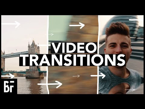 Video Transitions (My Top 6 Creative Transitions)