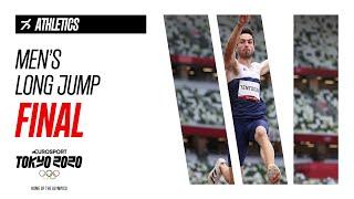 Men's Long Jump - FINAL | ATHLETICS - Highlights | Olympic Games - Tokyo 2020