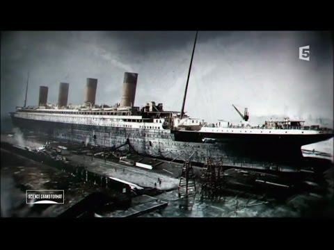 Titanic, la verite devoilee