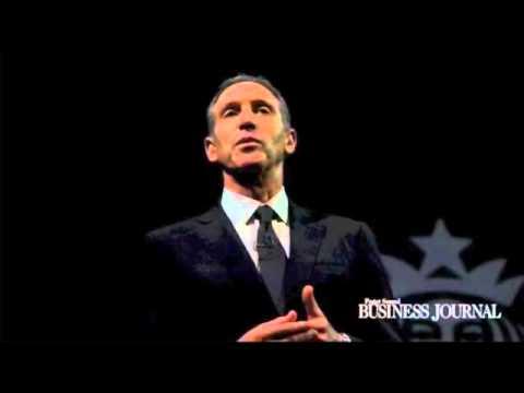 Starbucks CEO Howard Schultz On Gay Marriage