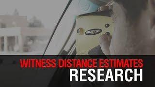 Witness Distance Estimates