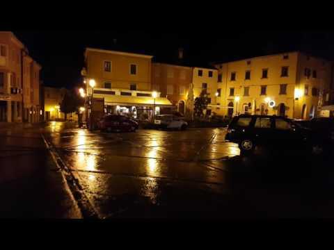 Old City Labin, Croatia (4k)