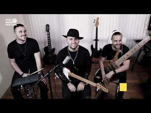 STAY HOME FESTIVAL: Live Concert с Александър Славчев Трио