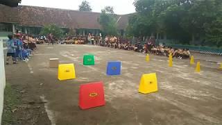 Seleksi O2SN Cabang Atletik Kids Kecamatan Cibeureum 2018