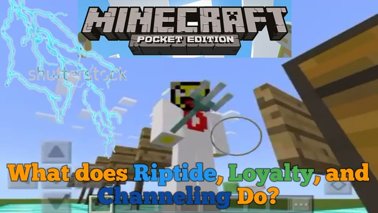What Does Riptide Loyalty And Channeling Do Mcpe Trident Enchantments Explained Youtube Since that sad and tragic day, an overwhelming sense of grief and despair propelled me into a search for answers. what does riptide loyalty and channeling do mcpe trident enchantments explained