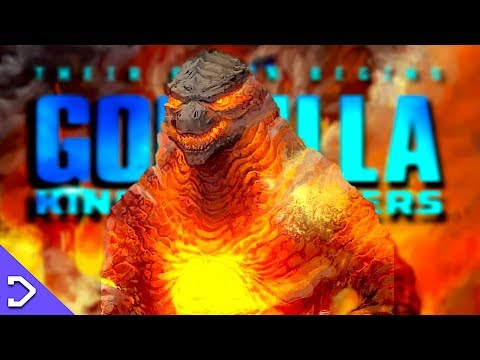 Why Is Godzilla BURNING?! - King Of The Monsters THEORY