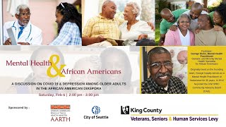 COVID 19 DEPRESSION AMONG OLDER AFRICAN AMERICANS