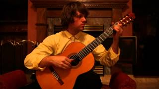Greensleeves - Martin Andres - Classical Guitar