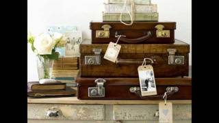 Trunks And Old Suitcases With Ria Fitzgerald, Interior Stylist From Www.iwantiwantiwant.com.au