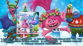 02. Holiday (Anna Kendrick, Justin Timberlake, Zooey Deschanel) - TROLLS HOLIDAY