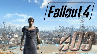 Fallout 4 #03 - Geile Freiheit (feat. ANTI GEMA) [HD+ 60FPS] Let's Play