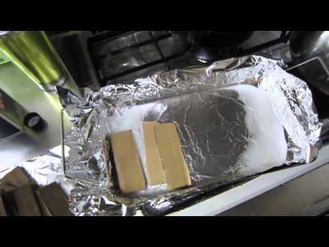 how to make cardboard fire starter