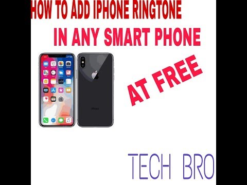 How To Set I Phone Ringtone In Any Android Phone