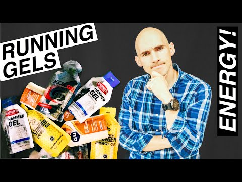 Energy Gels for Running