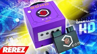 GameCube HD with GCHD - Rerez