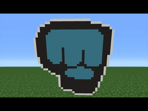 Minecraft Tutorial How To Make The Brofist Pewdiepie Logoavatar