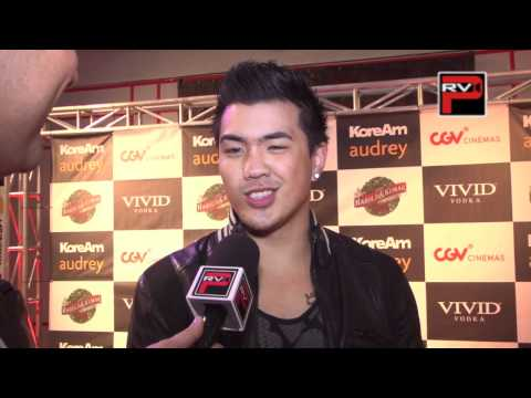 Joseph Vincent talks Harold Kumar and in an Australian accent
