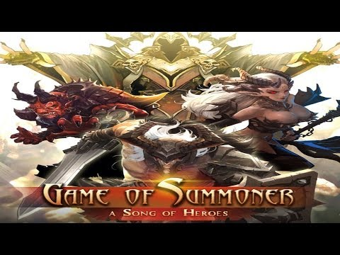Game of Summoner - A Song of Heroes - Universal - HD (Sneak Peek) Gameplay Trailer