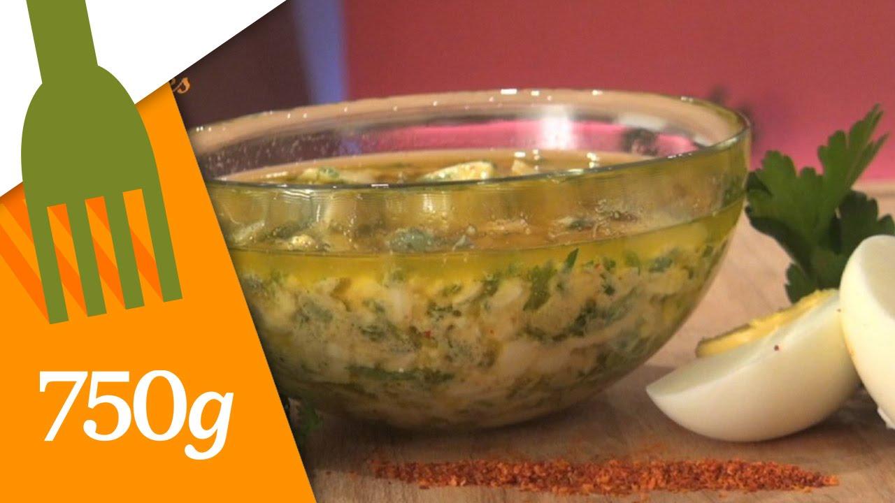 recette de sauce gribiche - 750 grammes - youtube